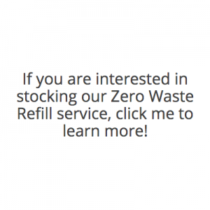 Zero Waste Refill Service